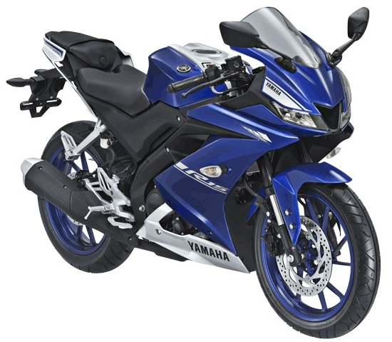 Yamaha R15 new