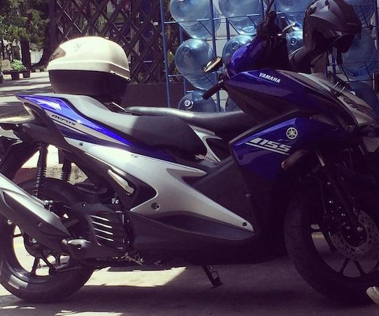 Yamaha Aerox 155 Circle K