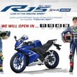 New Yamaha R15 sold ouuut,… hanya butuh 20 meniiit… market membuktikan, pembodohan otomotif nggak berhasil …???