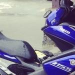 Honda Vario 125 juga terlihat anjloook,… ikut-ikutan terkena imbas Yamaha Aerox 155 …???