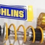 Baru jadi 30 sets Ohlins buat Yamaha Aerox 155,… sudah sold out semuaaa… lariiiis manis …!!!