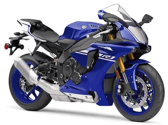 2017 Yamaha R1