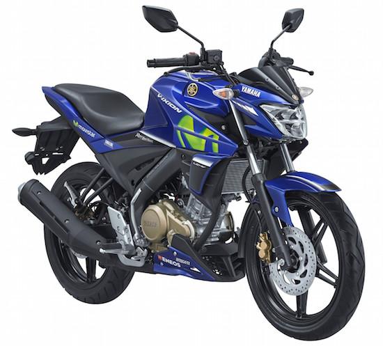Yamaha New Vixion Movistar