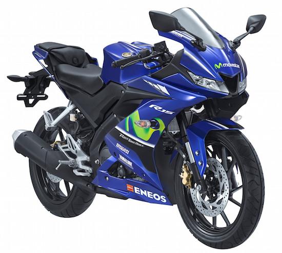Yamaha R15 MotoGP Livery