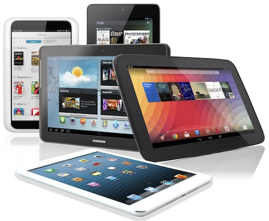 Tablet Android and IOS