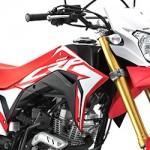 Banderol Honda CRF 150L seharga Rp. 31.8 jeti,… upaya menggusur Kawasaki dari market …???