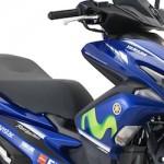 Berkat kolaborasi dengan Yamaha Aerox 155,… dominasi skutik Honda 150cc mulai tumbang …???