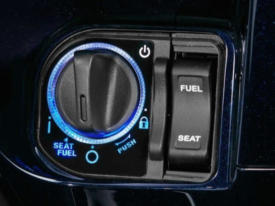 Keyless Honda PCX