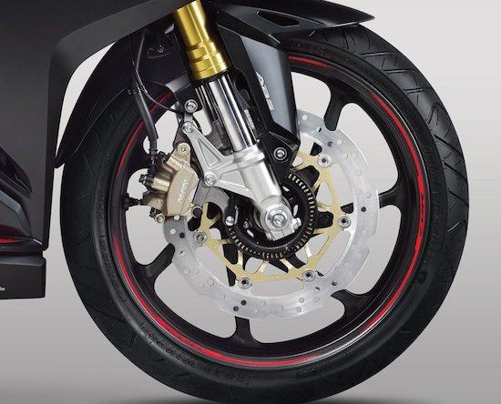 Honda CBR250RR USD fork