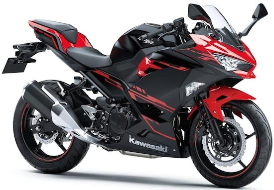Kawasaki Ninja 250R 2018