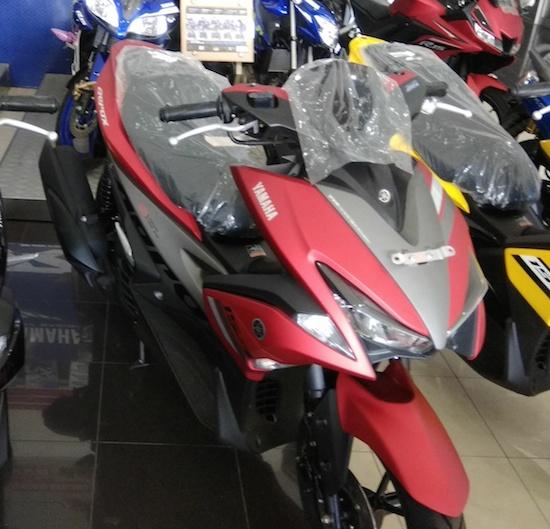 Yamaha Aerox kalasan