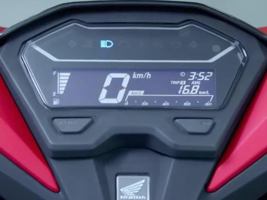 Honda Vario 150 indicator