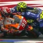 Marquez akui Rossi adalah legend,… walau dosa Marquez tidak termaafkan oleh Rossi …???