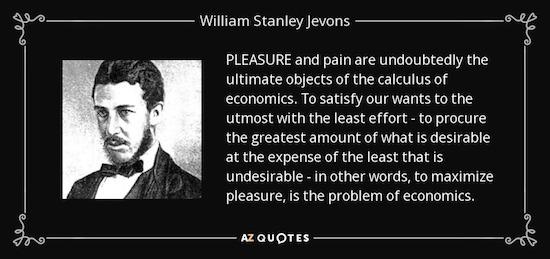 William Jevons quote