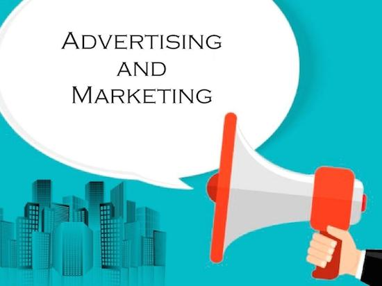 adversiting and marketing