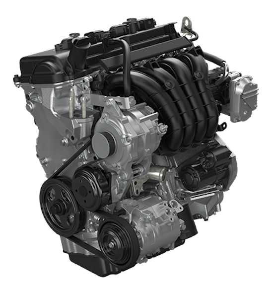 Engine Xpander 1500cc