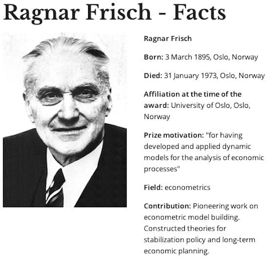 Frisch Facts