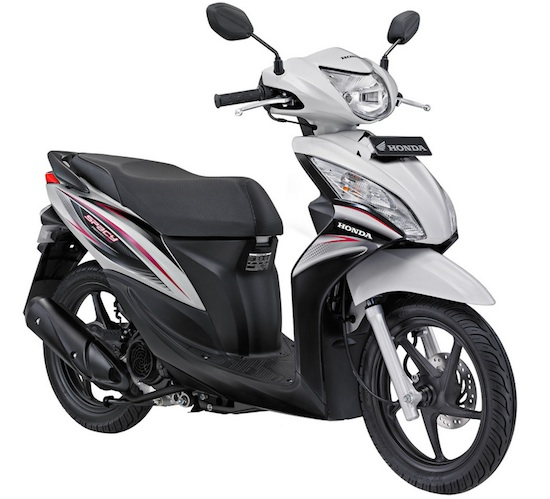 Honda Spacy white