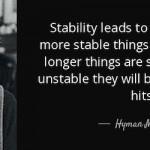 Market Motor sangat dipengaruhi oleh keadaan ekonomi,… teori Minsky pun berlakuuu …???