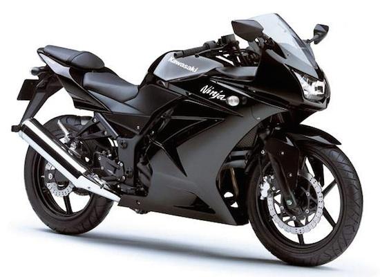 Ninja 250R 2008