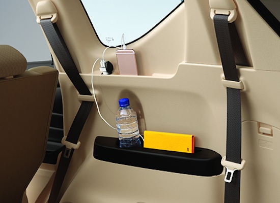 Power Outlet Rear Seat Xpander
