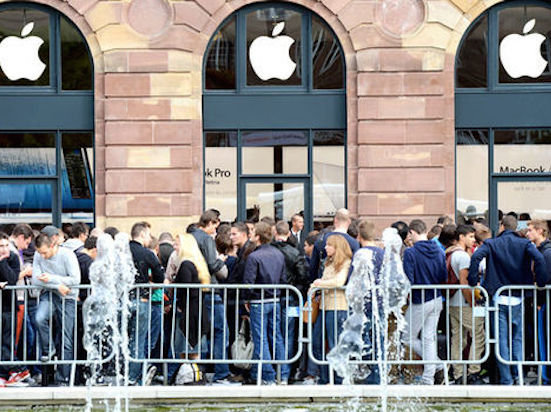 Apple Queue