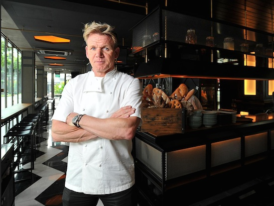 Bread Street Kitchen Gordon Ramsay
