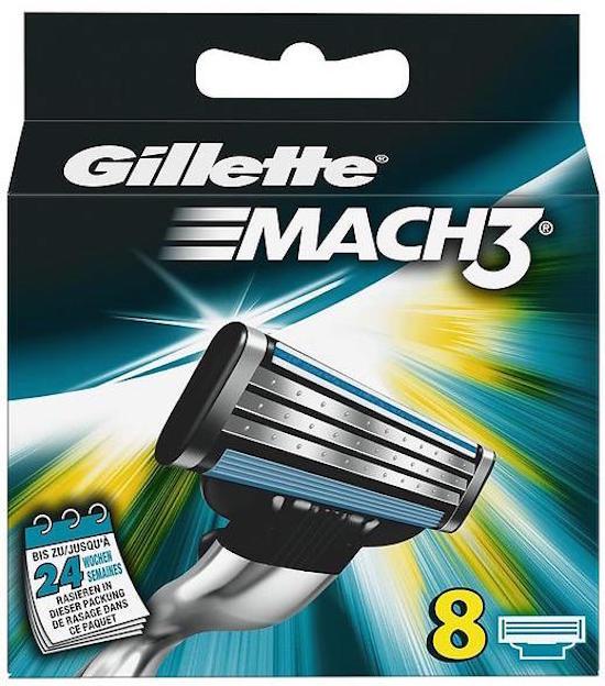 GIlette Mach3