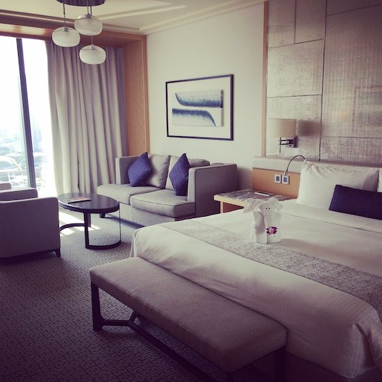 Kamar Marina Bay Sands