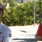 Marquez : Lorenzo …??? Saya butuh partner yang kuat… tapi bukan yang itu …!!!