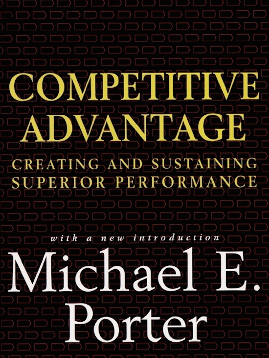 Competitive advantage book
