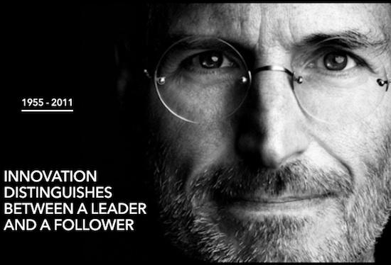 Steve Jobs Moto