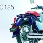 Walau dibanderol Rp. 55 jeti,… Honda Super Cub C125 bermain di blue ocean… relatif amaaan …???