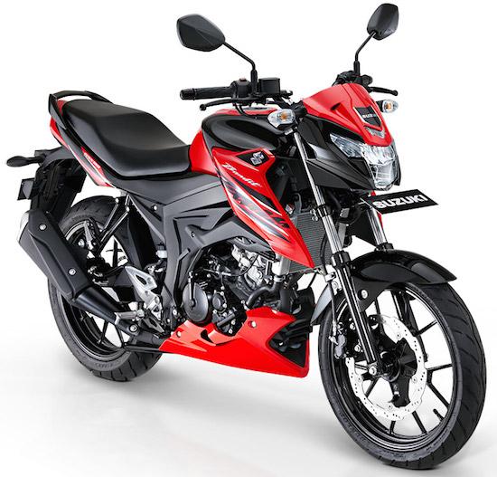 Suzuki Bandit Red