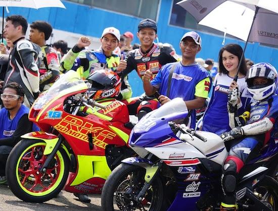 Endurance Race Yamaha