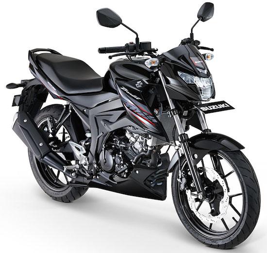 Suzuki Bandit black