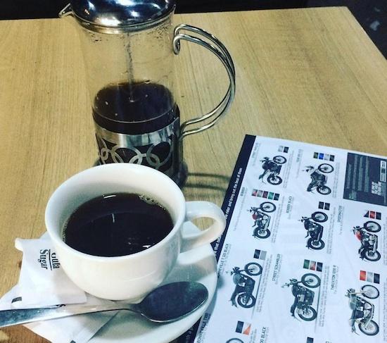 Triumph Indonesia Caffe