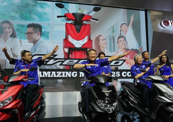 Yamaha Freego Mgt Yamaha