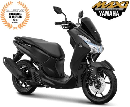 Yamaha Lexi MOY 2018