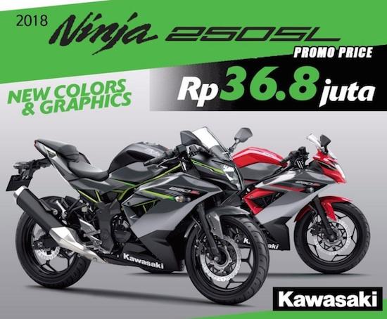 price ninja 250sl