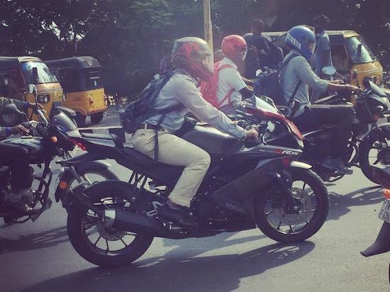 Rider di India 1