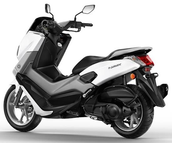 Yamaha NMax White 1