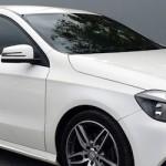 Kupas Tuntas Fitur Mercedes-Benz A200 AMG,… rem tangan model sentuh …??? (1)