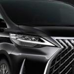 Lexus LM300H sudah launching,… siap-siap menggusur Toyota Alphard …???