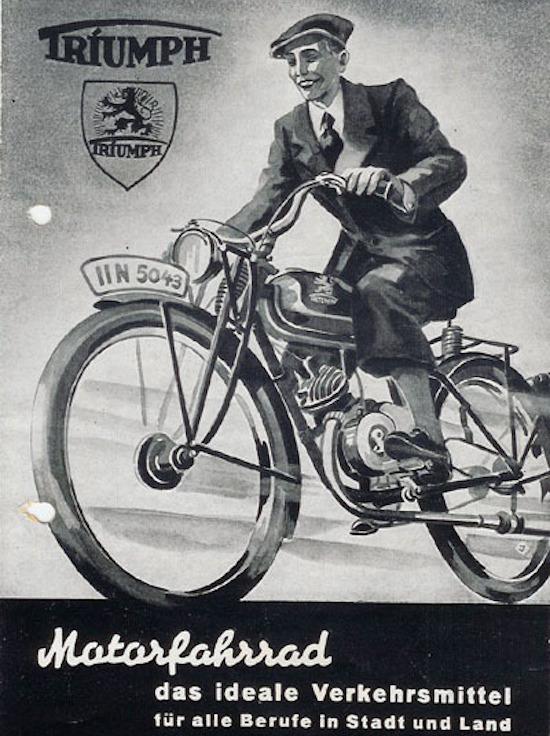 Triumph Brochure