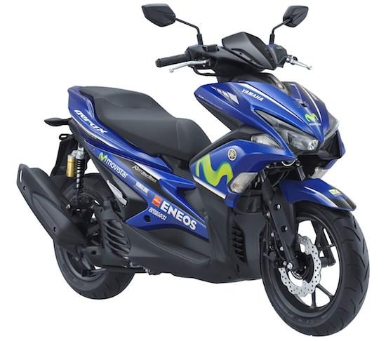 Yamaha Aerox 155 type R