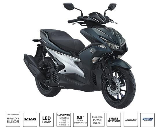 Yamaha Aerox type S