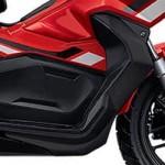 Analisa Product Honda Adv150,… untuk tipe ABS sayang masih single channel …??? (18)