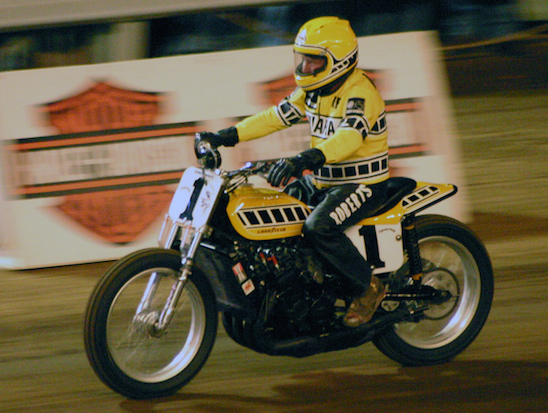 Kenny Robert flat tracker
