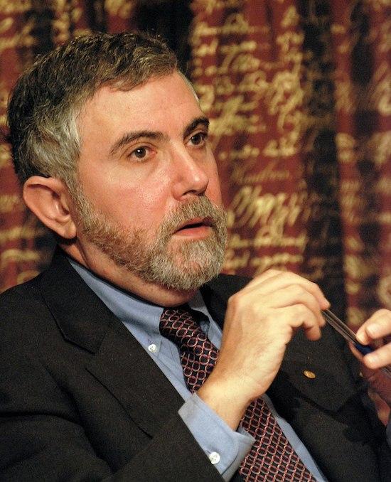 Paul Krugman pict
